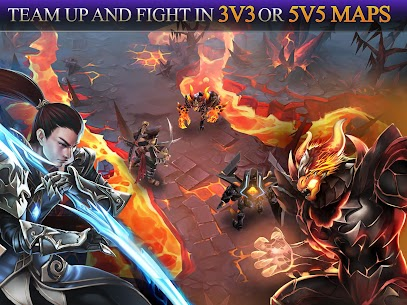 Download Heroes of Order & Chaos strategy game-role-oriented order and chaos Android! 2