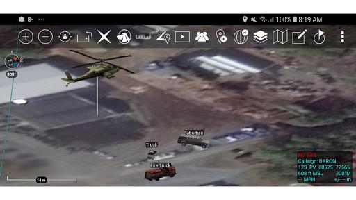 ATAK-CIV (Android Team Awareness Kit - Civil Use) android2mod screenshots 3