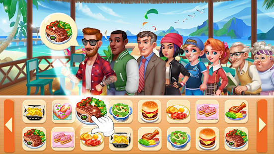 Cooking Frenzyu00aeufe0f Restaurant Cooking Game screenshots 3