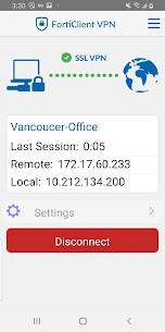 FortiClient VPN 3