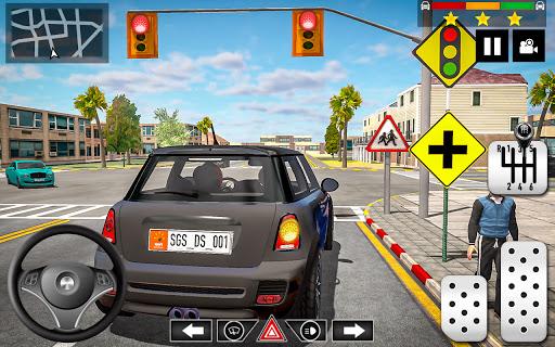 Code Triche Voiture conduite école: incroyable conduite devoir (Astuce) APK MOD screenshots 3