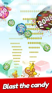 Candy Bounce Blast: Save the Cookie World! 2