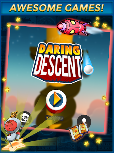 Daring Descent - Make Money Free android2mod screenshots 8