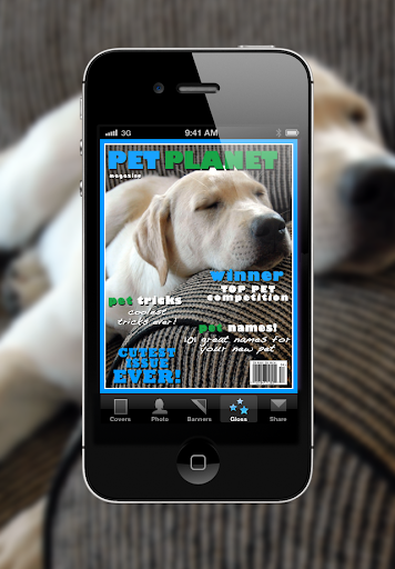 Magazine Cover Maker - FREE For PC Windows (7, 8, 10, 10X) & Mac Computer Image Number- 13