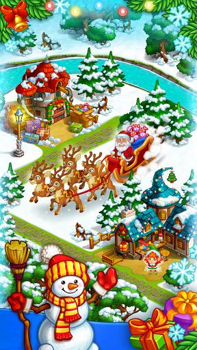 Farm Snow: Happy Christmas Story With Toys & Santa 2.25 screenshots 4
