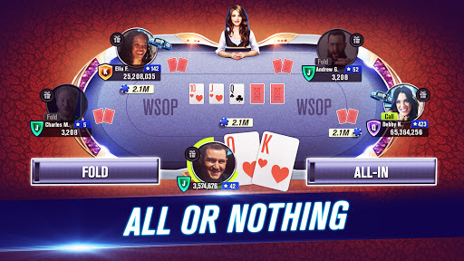 World Series of Poker WSOP Free Texas Holdem Poker 7.22.0 screenshots 2