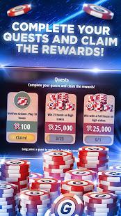 Poker Texas Holdem Live Pro 7.1.1 APK screenshots 7
