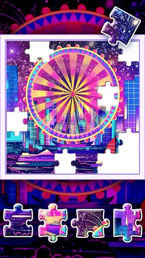 Jigsaw Art: Free Jigsaw Puzzles Games for Fun modavailable screenshots 4