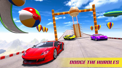 Mega Ramp Car Racing Stunts 3D - Impossible Tracks 1.2.9 Screenshots 18