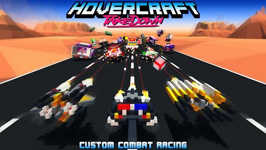 Hovercraft: Takedown MOD APK 1.6.3 (Unlimited Money) 14