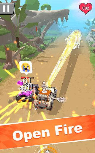 Car Rush: Fighting & Racing 1.0.2 screenshots 10