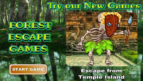 Forest Escape Games - 25 Games Screenshot