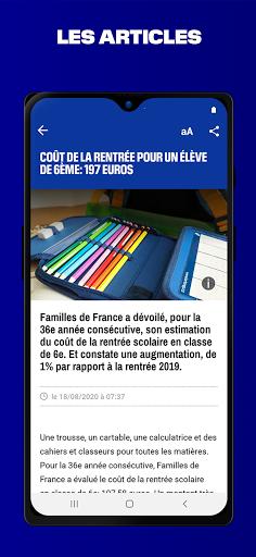 BFMTV - Actualitu00e9s France et monde & alertes info 7.2.0 Screenshots 5
