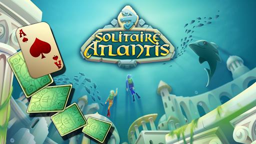 Solitaire Atlantis  screenshots 1
