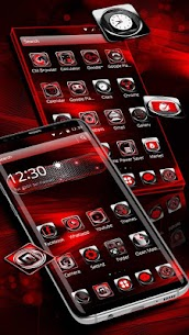 3d black red theme For Pc (Windows 7/8/10 And Mac) 1