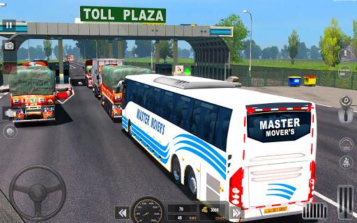 City Coach Bus Driving Sim 2 : Bus Games 2020  screenshots 4