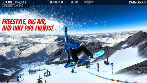Snowboard Party  screen 2