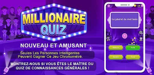 Millionaire Quiz APK-MOD(Unlimited Money Download) screenshots 1