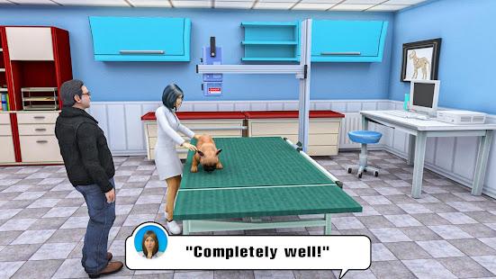 Dog Simulator Puppy:バーチャルファミリーゲーム