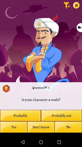 Akinator 8.2.4 screenshots 2