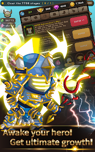 +9 God Blessing Knight – Cash Knight Mod Apk 2.16 (Unlimited Gold) 5