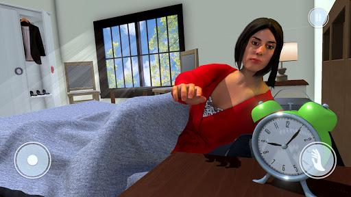 Mother's Office Job & Baby Life Simulator Screenshot 1