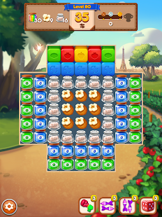 Blaster Chef : Cooking home & Match blocks