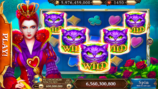 Scatter Slots MOD Apk 3.85.0 (Unlimited Money) 2