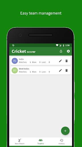 Cricket Scorer 2.9.0 Screenshots 6