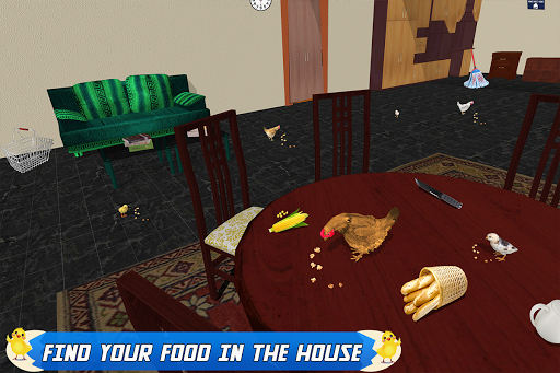 New Hen Family Simulator: Chicken Farming Games  screenshots 12