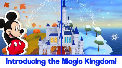 Disney Coloring World 6.2.0 screenshots 1