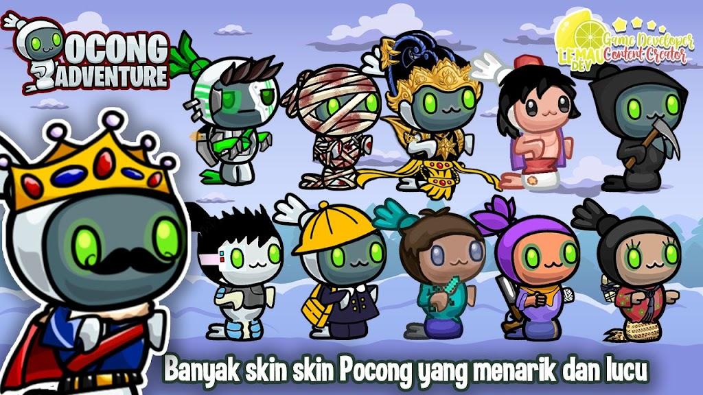 Pocong Adventure : Petualangan Mumu poster 4