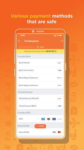 Pegipegi - Buy Hotel, Flight, Train & Bus Ticket android2mod screenshots 8
