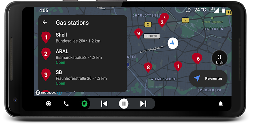 AutoZen - Car dashboard,Navigation & Launcher 1.2.354 Screenshots 7