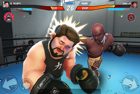 Boxing Star APK MOD 3.2.0 (Unlimited Money, God Mode, Big Damage) 7