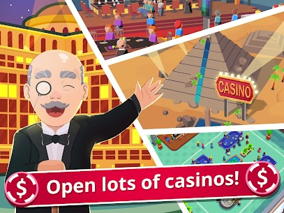 Idle Casino Manager Mod Apk- Business Tycoon Simulator (Free Upgrade) 9