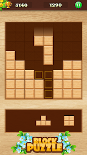 Wood Block Puzzle  For Pc (Windows And Mac) Download Now 1