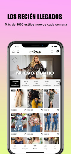 Chic Me - Best Shopping Deals apktram screenshots 22