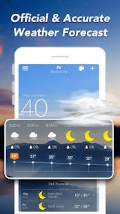 Weather Forecast - Live Weather & Radar & Widgets 1.69.0 Screenshots 2