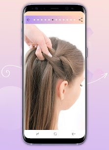 Hairstyles step by step 4