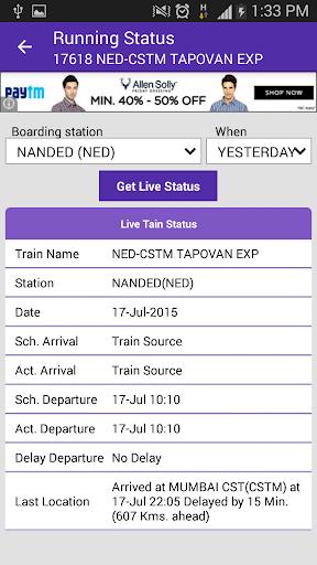 Live Train Status 35.0 com.LiveIndianTrainStatus apkmod.id 3