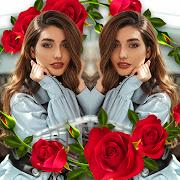 Mirror Image: Photo Collage Maker, Selfie Camera  Icon