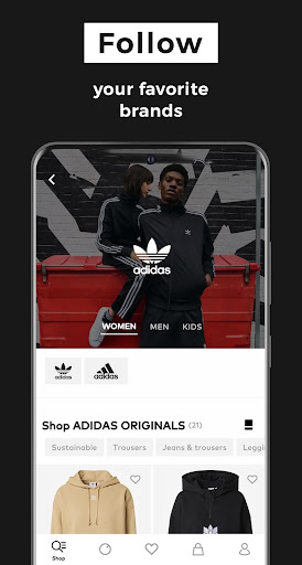 ABOUT YOU Online Fashion Shop apktram screenshots 2