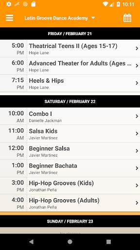 Latin Groove Dance Academy  screenshots 3