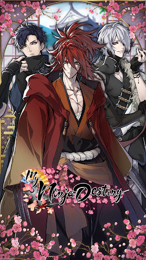 My Ninja Destiny: Otome Romance Game 3.0.16 screenshots 1