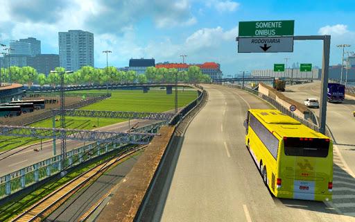 Road Driver: Free Driving Bus Games - Top Bus Game 1.0 screenshots 9