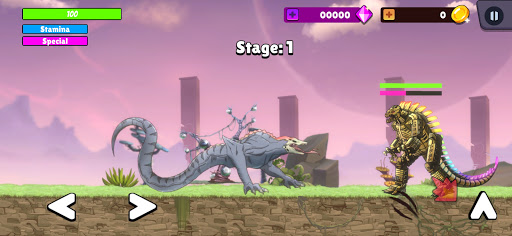 Kaiju Brawl apkpoly screenshots 8