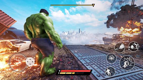 Muscle Hero Mod Apk Download