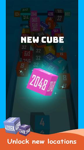 Merge 2048 Cube 0.0.8 screenshots 4