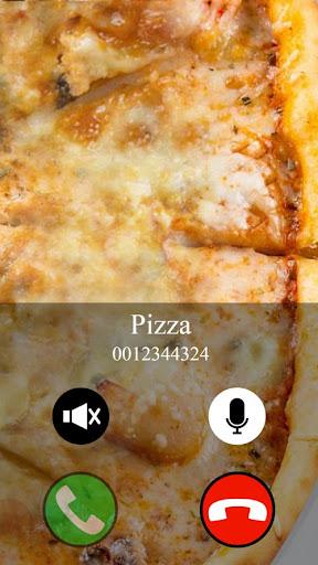 fake call pizza game 2  screenshots 3